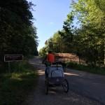 Dole (39) > Arc-et-Senans (25) à vélo