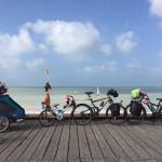 Convoi vélo exceptionnel familial