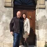 Au fil du Rhône avec Valérie et Renaud Leymarie