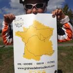 Tour de France à vélo en famille