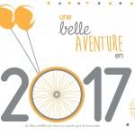 Belle aventure en 2017 !
