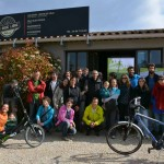 Fête de l'itinérance à vélo dans le Luberon (84)