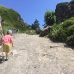 Une virée au sommet du puy de Dôme