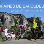 Tour de France à vélo en famille : le livre !