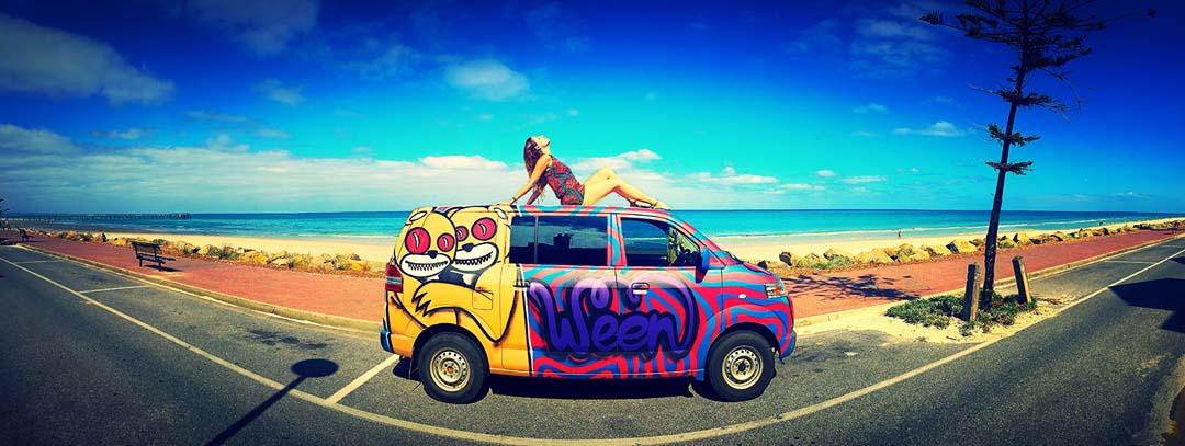 Roadtrip and van life - Australie