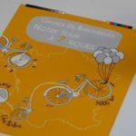Tour de France à vélo : la couv du livre !