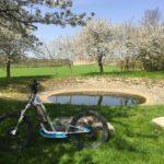 Aveyron > Trottinette électrique à Millau
