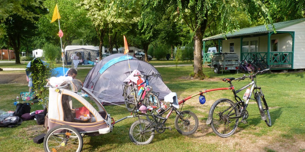 camping venise verte