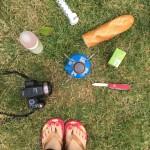 Blogger et camper