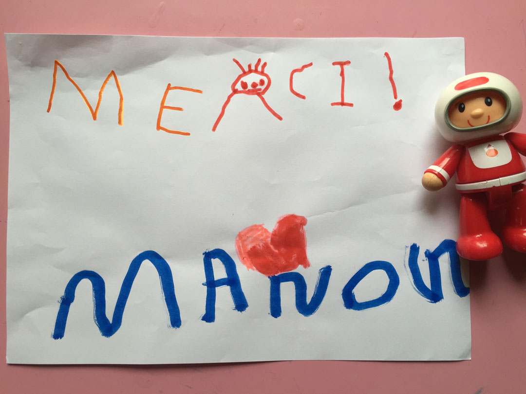 Merci Manon