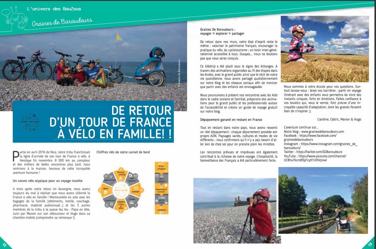 Ptit Bouzou_Graines De Baroudeurs_Bilan tour de France