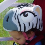 Le casque vélo de Pipou