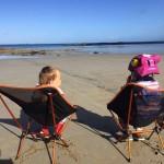 Chaise de voyage pliable et portable Outad