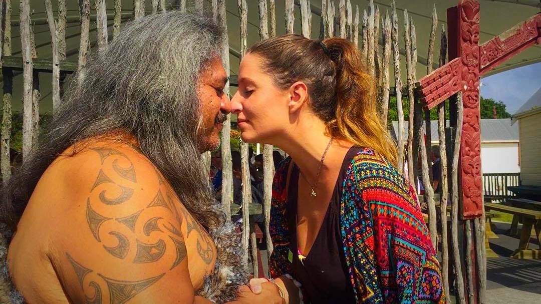 Bonjour Maori - Nouvelle Zélande