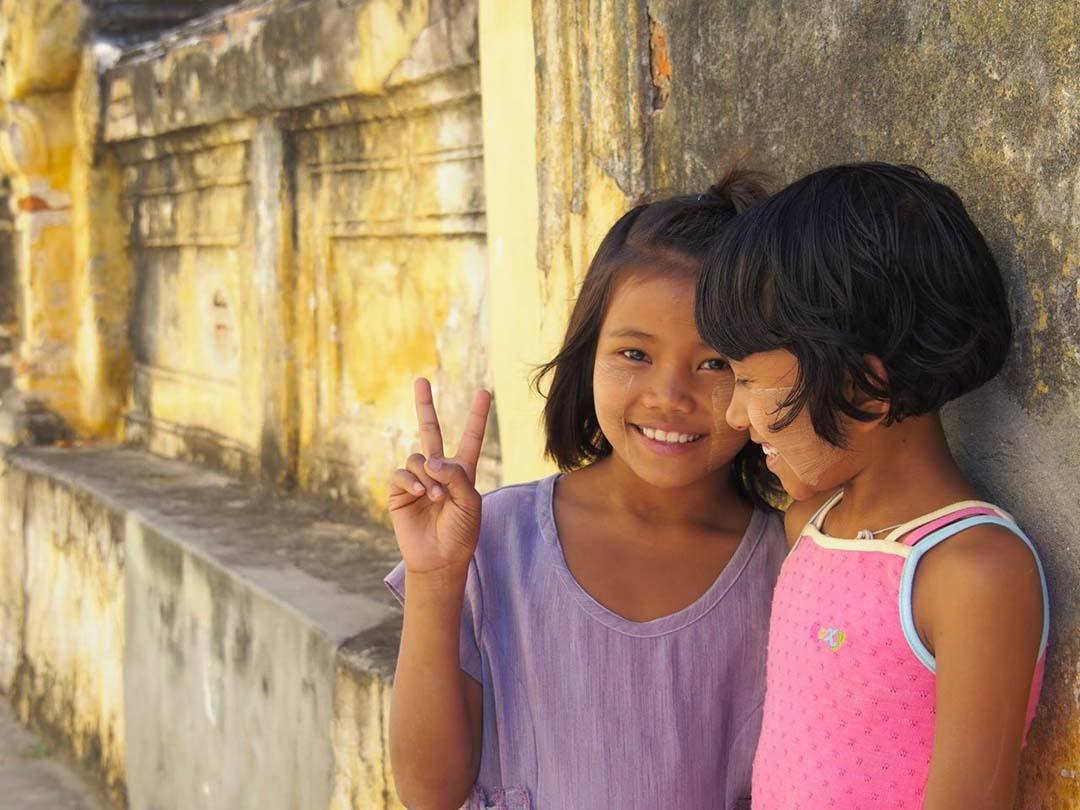 Mes ptits bouts du monde - Birmanie
