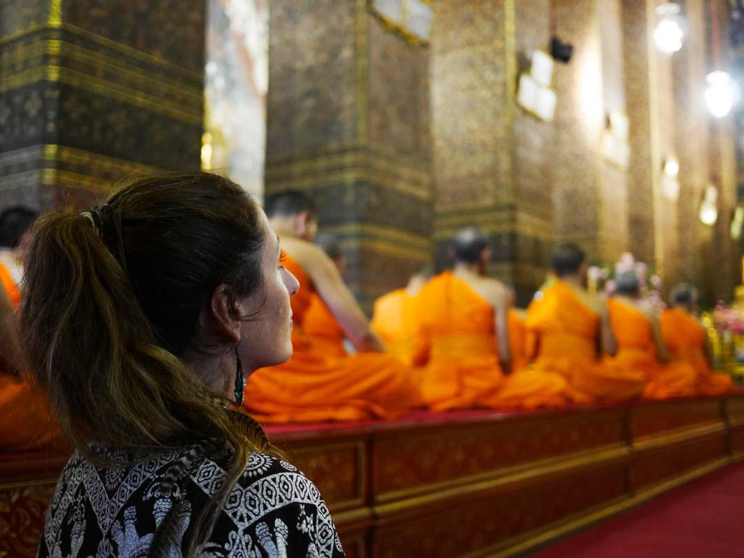 Spiritualité bouddhiste - Thaïlande