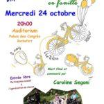 24/10 : animations à Rochefort (17)