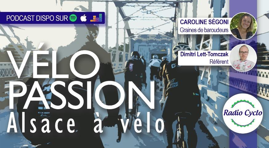 radio Cyclo-Graines De Baroudeurs-Alsace a velo