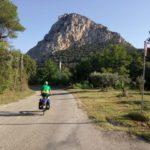 La Méditerranée à vélo avec Camille Perretta