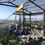 Puy-de-Dôme > Tyrolienne fantasticable