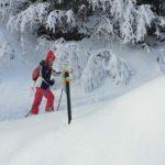 Savoie > Ski de randonnée à La Plagne