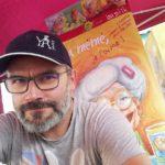 Tony Rochon, sacré loustik de la littérature jeunesse