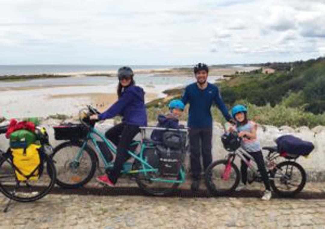 Parents Voyageurs_vélo cargo