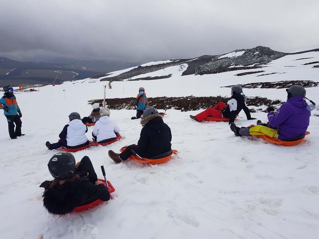Graines De Baroudeurs_Super Besse_top 5 des activités hivernales_fantasy luge