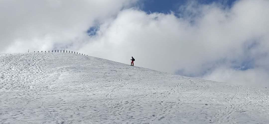 Graines De Baroudeurs_Super Besse_top 5 des activités hivernales_ski de randonnée