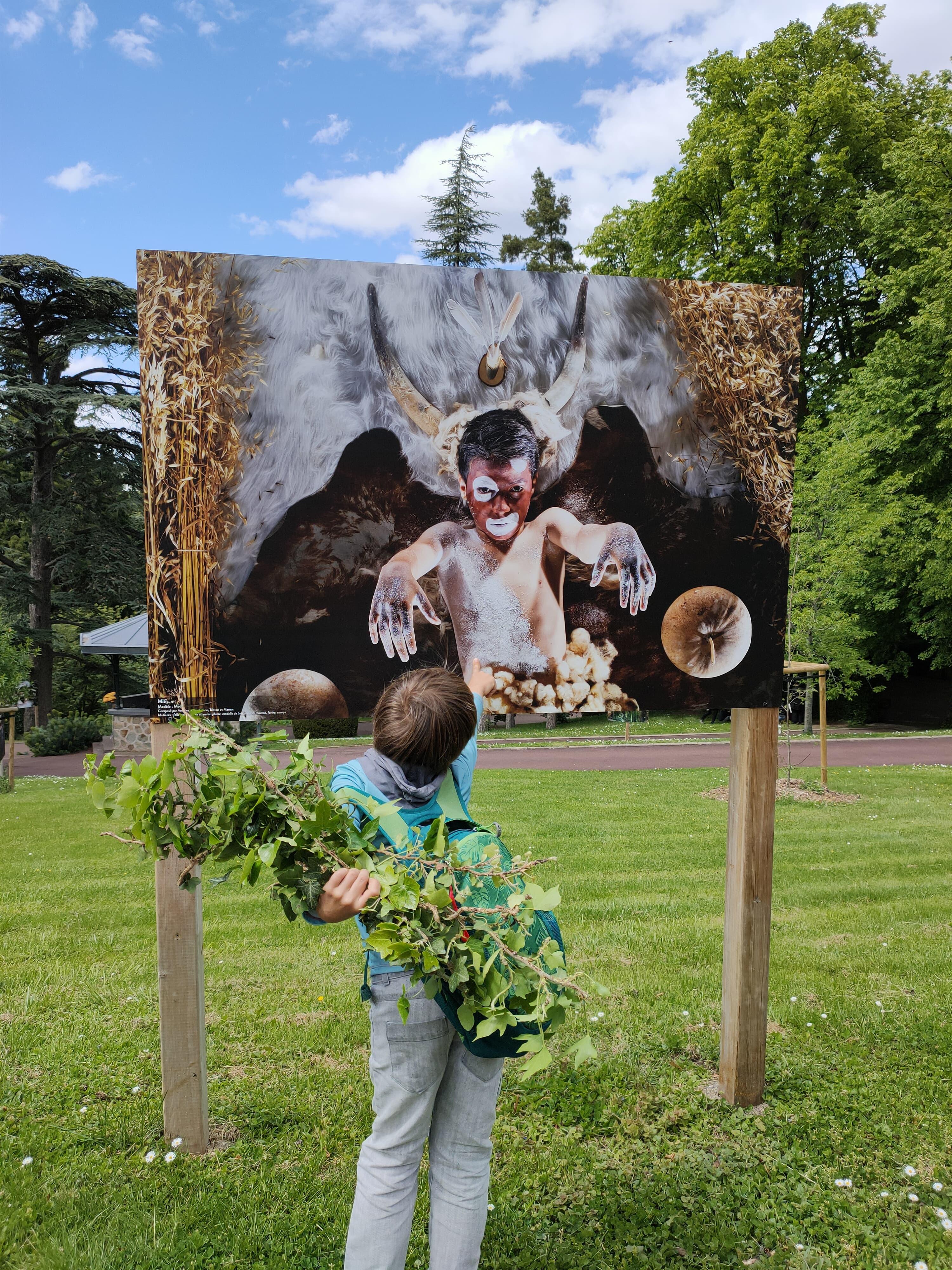 Graines De Baroudeurs_exposition Fantaisies végétales