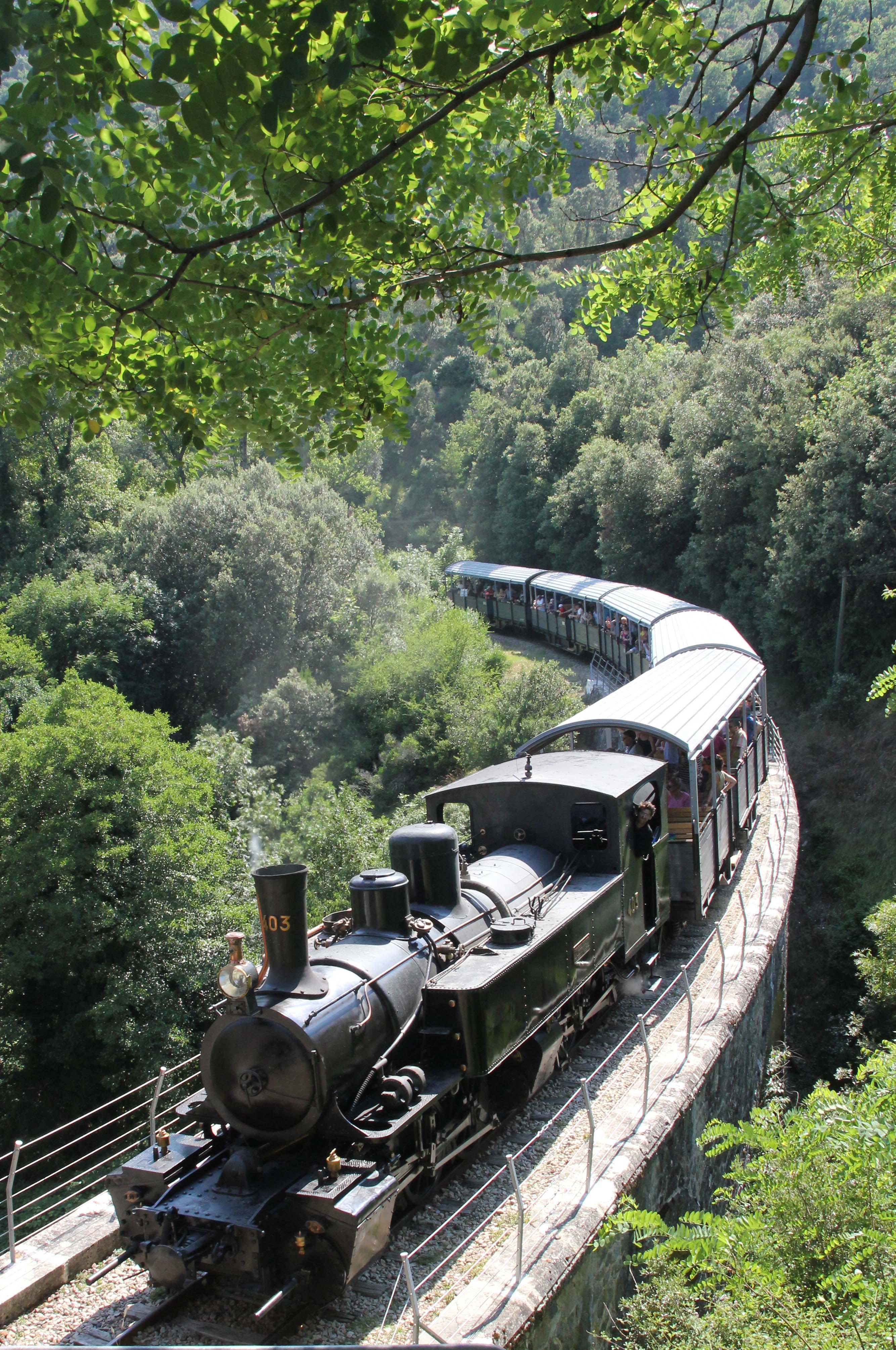 @Train de l'Ardèche